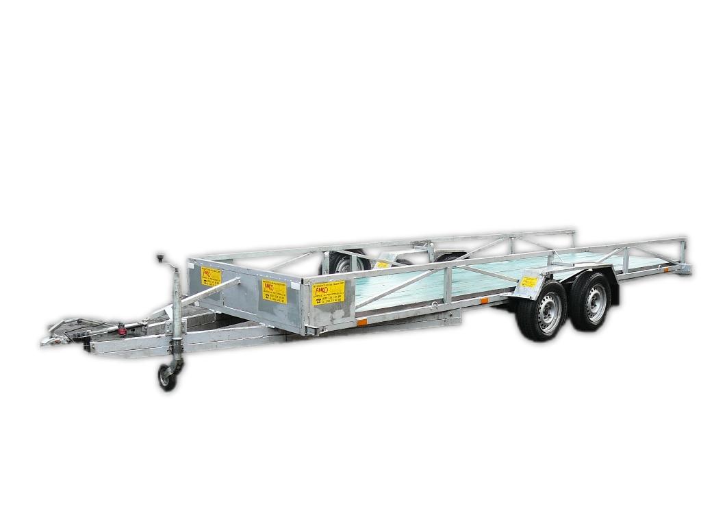 Dłużyca ciężarowa DMC 1200kg z hamulcem